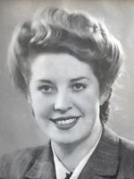 Joan Eileen Willis (Ayerst)